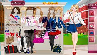 Studeer Barbie