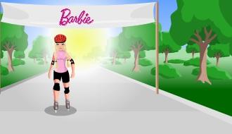 Barbie skate
